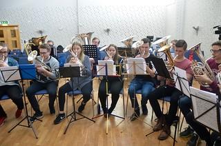SYBB:s horn- och baritonsektion
