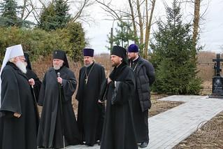 Литургия в Покровском соборе 850