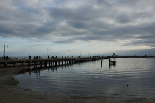 St Kilda pier, Melbourne | by Joe Lewit