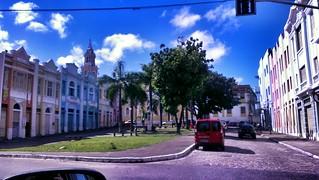Joao Pessoa old town