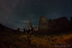 Stars over Arches