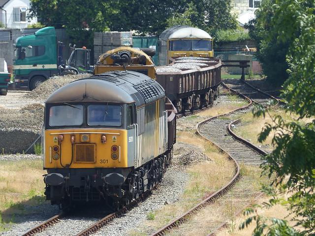 56301 at Totton (1) - 2 July 2014