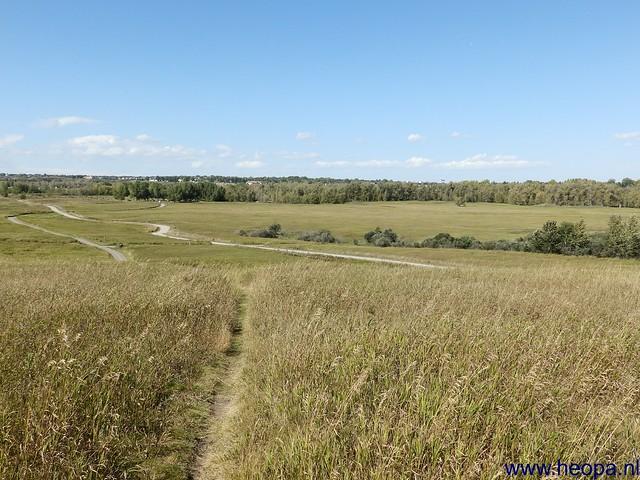 16-09-2013 De Vallei - fishcreek wandeling 36 Km  (50)