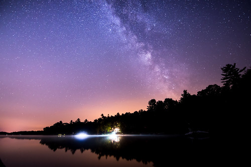 Starry Lake | by michael*choi