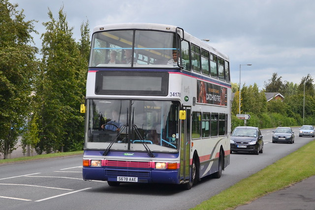 First 34178 (S678 AAE)