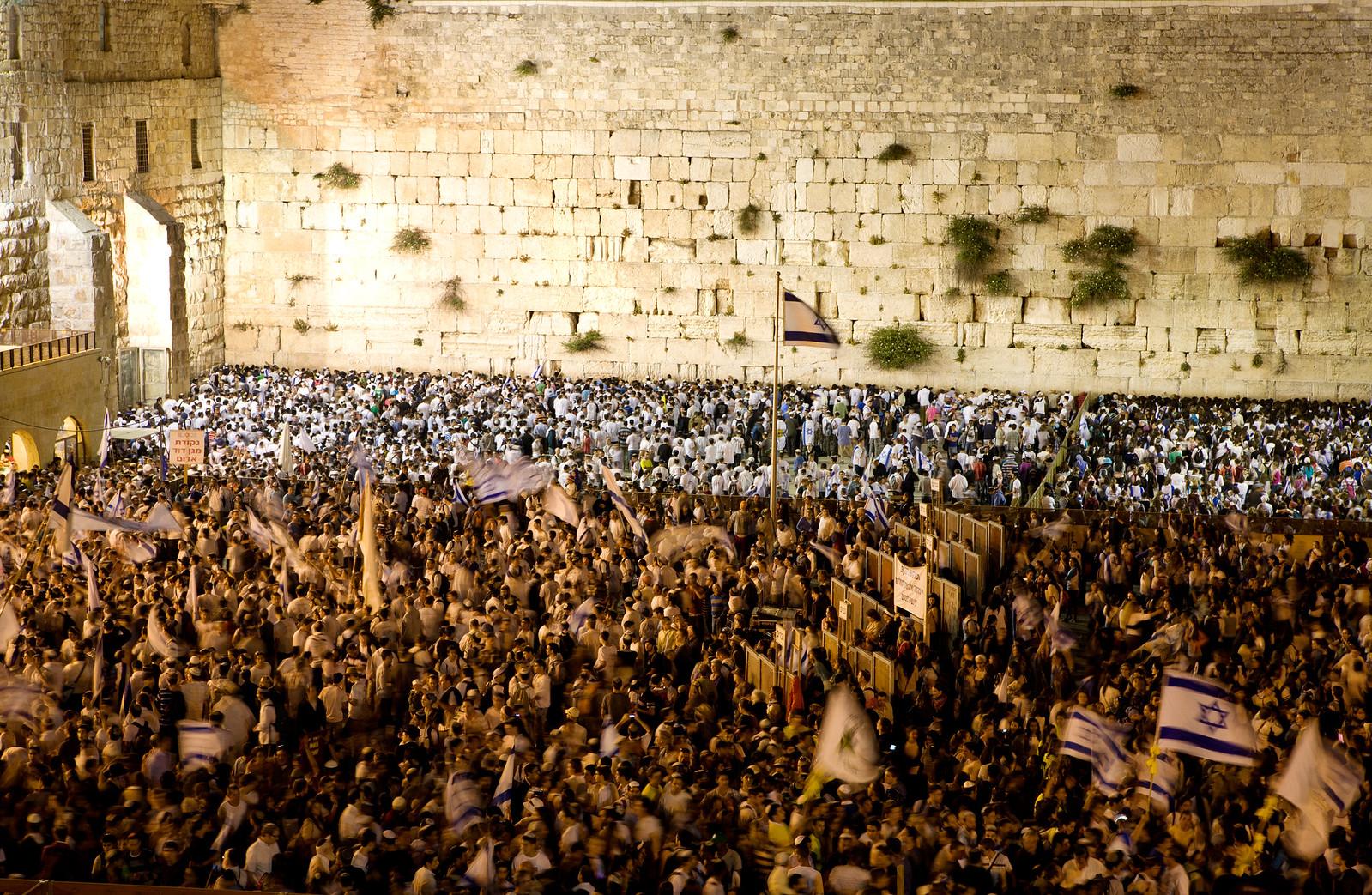 Jerusalem_Western Wall_8_Noam Chen_IMOT