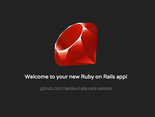 New Ruby App | by sikelianos