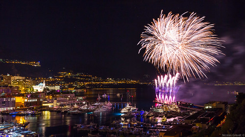 International Competition of Musical Fireworks of Monaco