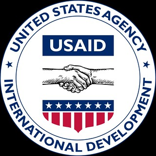 USAID Logo | by theglobalpanorama