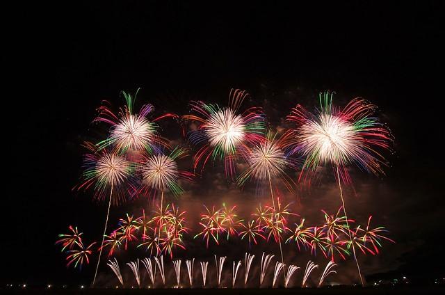第24回赤川花火大会 The 24th Akagawa Fireworks Festival
