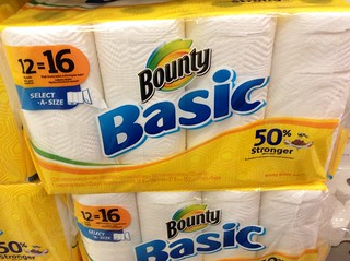 Bounty Basic Paper Towels | by JeepersMedia