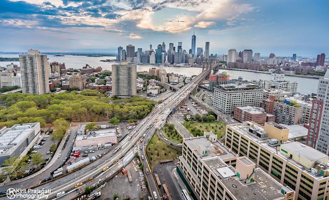 Dumbo View Of Lower Manhattan