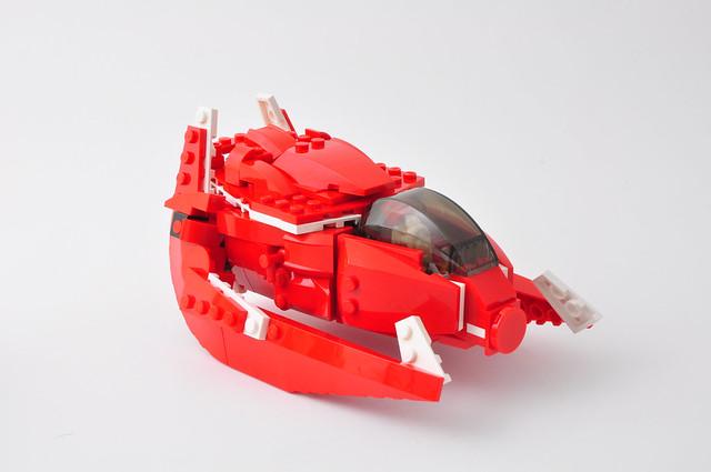 C-Kringle Heavy Drop Ship