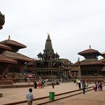 154-Patan. Plaza Durbar