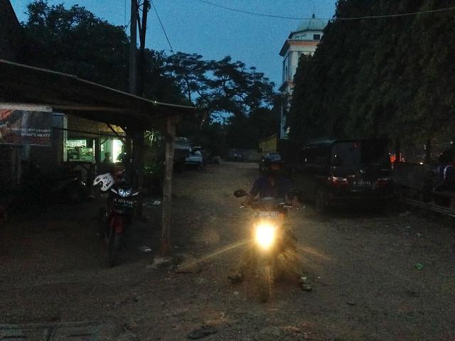 Lemah Abang, West Java, Indonesia 14/04/2015