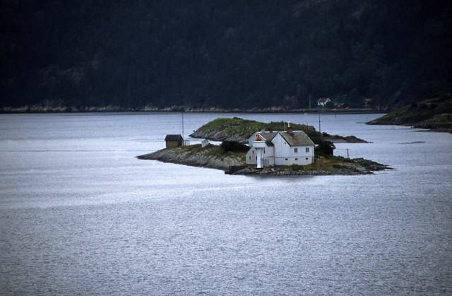 Norwegen 1998 (012) Oslofjord: Fyrsteilene