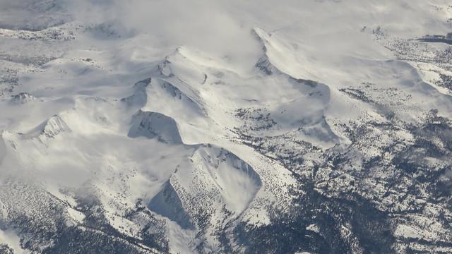 Winter's Veil over the Clark Range