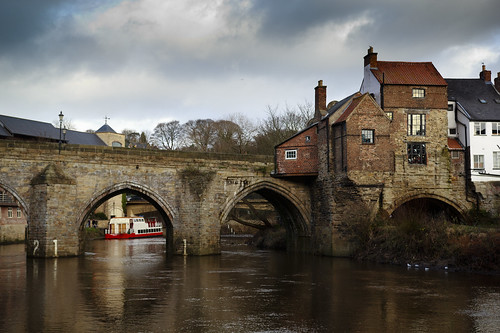durham landscape landscapes cityscape water waterscape scape bridge river riverwear wear warm sigma 1835mm 35mm