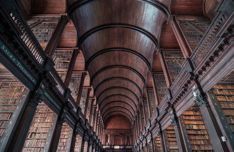 Convergence, Long Room, Trinity College