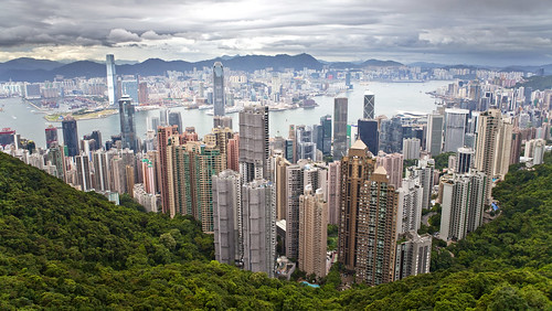 Hong Kong panorama - day | by ¡kuba!