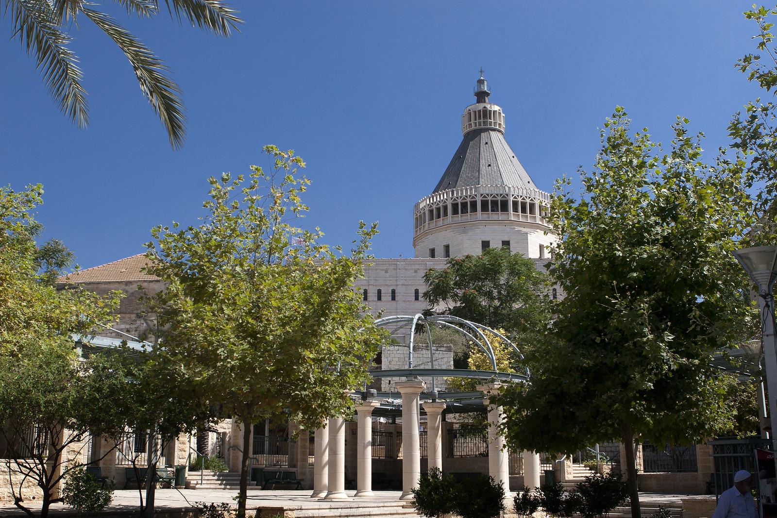 Nazareth_Basilica of the Annunciation_1_Mordagan_IMOT