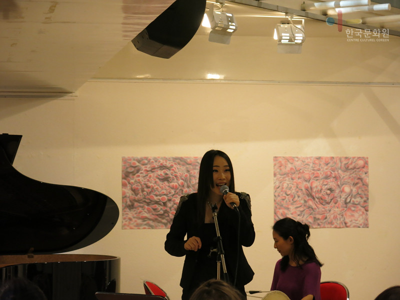 concert de jazz du jihye lee trio centre. Black Bedroom Furniture Sets. Home Design Ideas