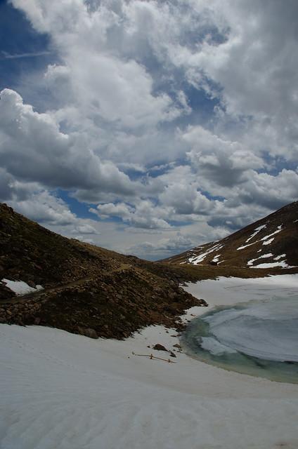 Mt Evans Summit Lake DSC7466