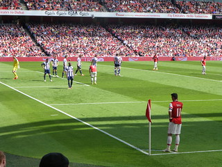 Arsenal vs West Brom | by wonker