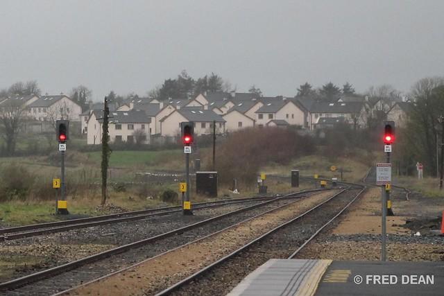 Claremorris Station.
