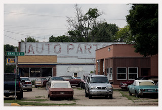 Auto parts, Bangor, MI | by Mark Barnette