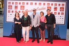 Reyes Matabuena, Alfonso Albacete, Consol Tura, Victòria Borràs