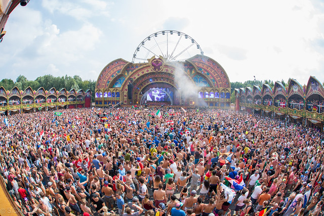 Tomorrowland 2014 - The Opera