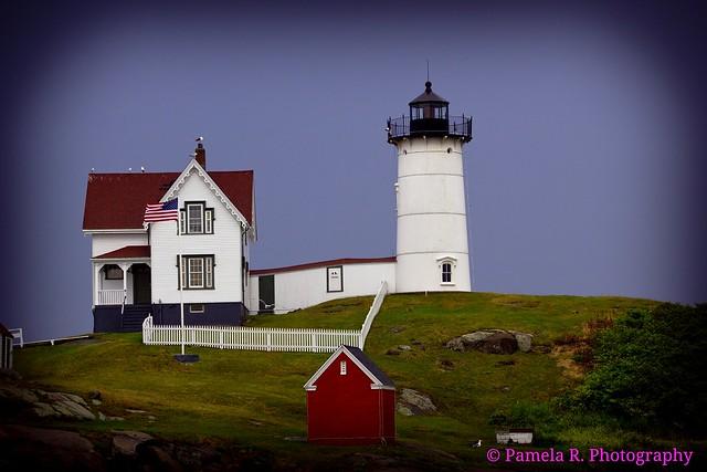 Nubble Head Light house ME