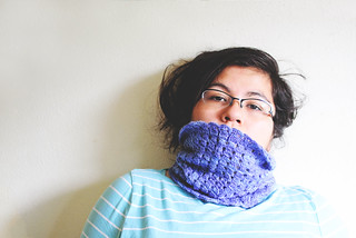 cowl face | by Lisa | goodknits