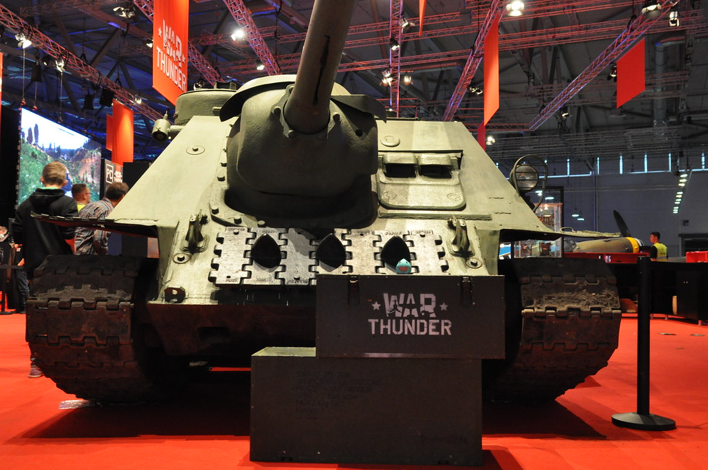 war thunder gamescom