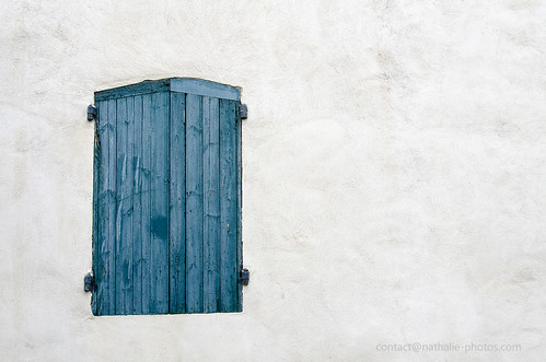Summer closed shutters | by NathalieSt
