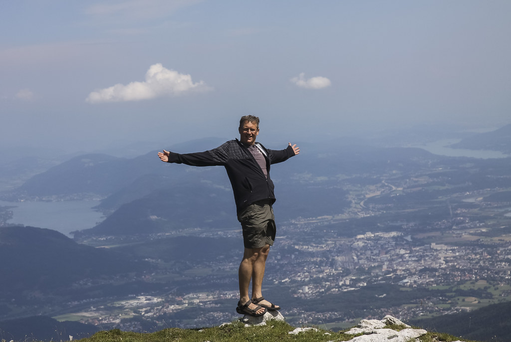 Me on the Goldeck, near Spittal