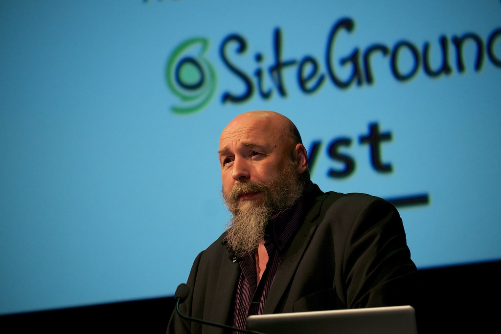 Warren Ellis at dConstruct