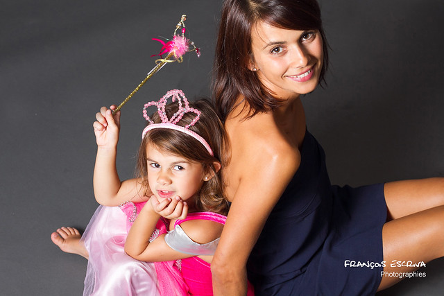 Mother & Daughter : Dom and Gab
