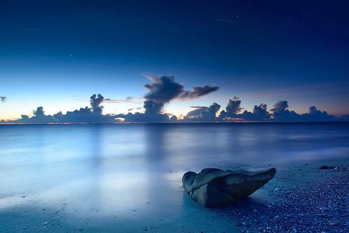 sea sunrise taiwan 台灣 hualien 海 花蓮 花蓮溪 花蓮溪出海口