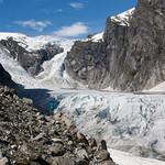 6 viajefilos en Noruega, Austerdalsbreen 11
