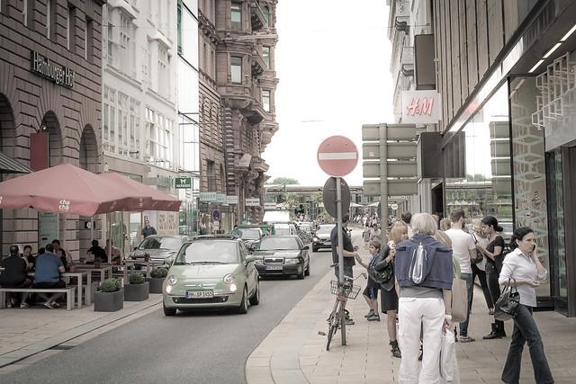 Hamburg mitte (Explored)