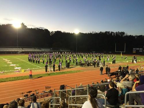 good evening phsn pickerington highschool band marching high school omea ohio lancaster