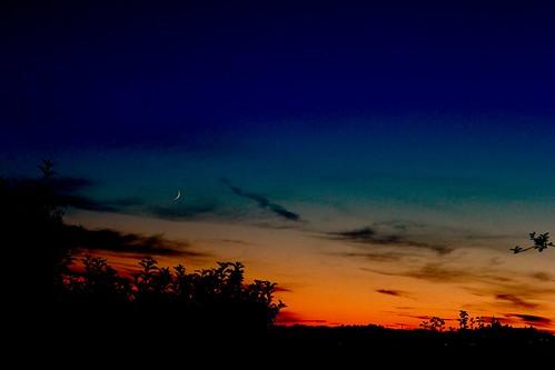 sunset summer sun moon beautiful night young luna teen summertime notte marche paesaggio beautifull wonderfull teenphotographer giovanifotografi mariachiaramontesi