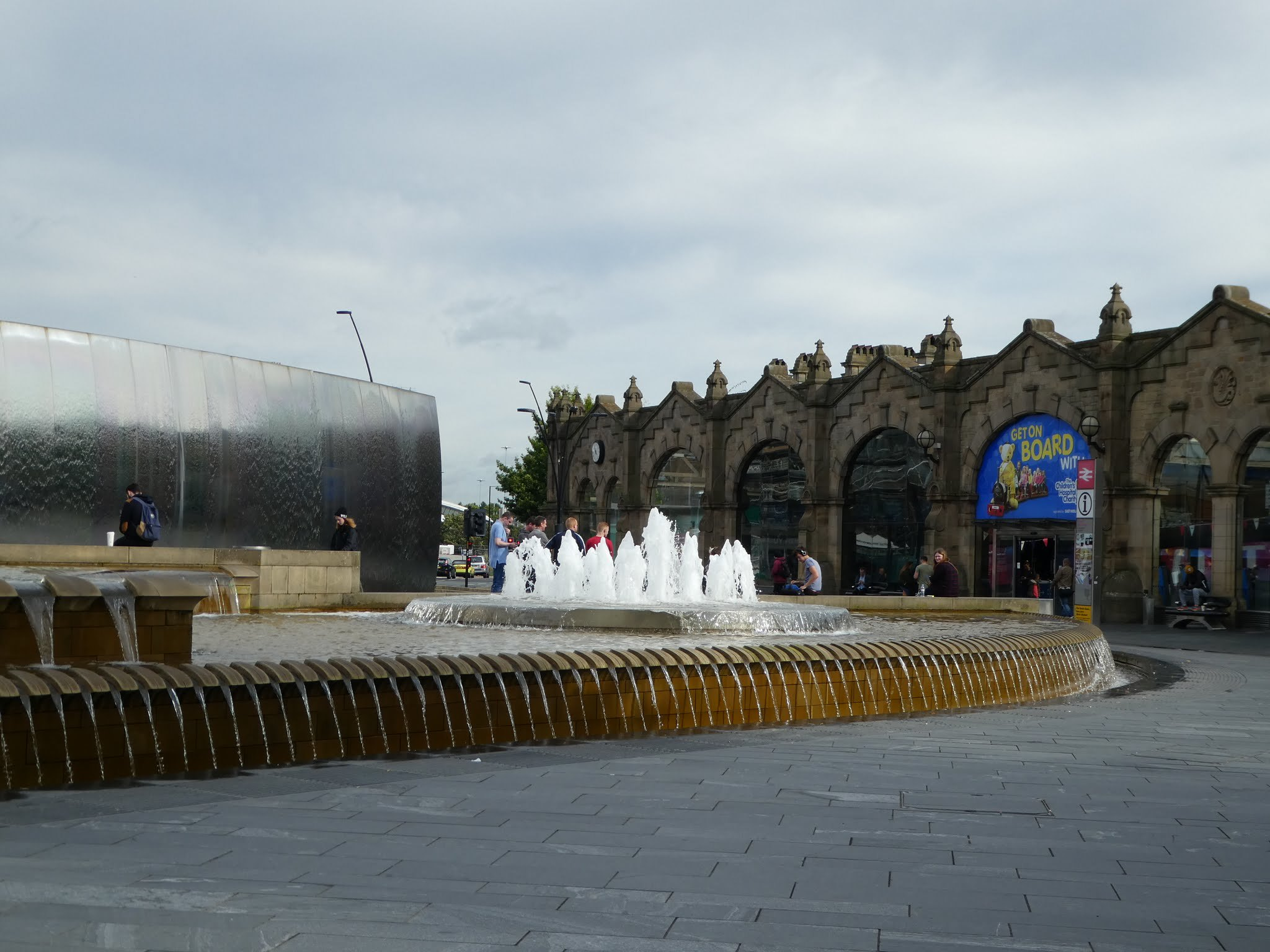 Sheaf Square, Sheffield