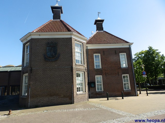 17-05-2014 Nijkerk 43Km (130)