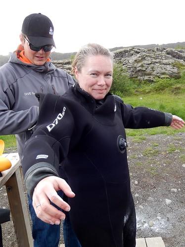 IJsland - Thingvellir - snorkelen - 1