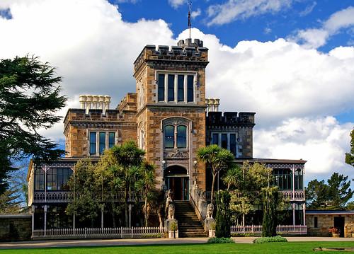larnachcastledunedin dunedin castle history sonydslra300 architecture publicdomaindedicationcc0 geotagged freephotos cco