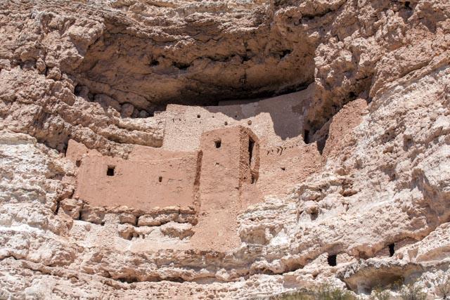View of Montezuma Castle