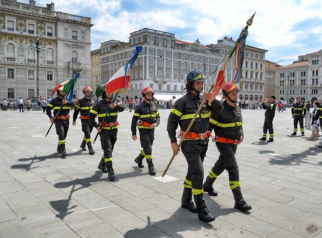 Corpo Pompieri triestini